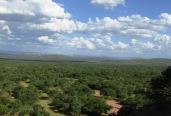 Kansimba is surrounded by vast and natural beauty